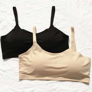 Seamless bra import new