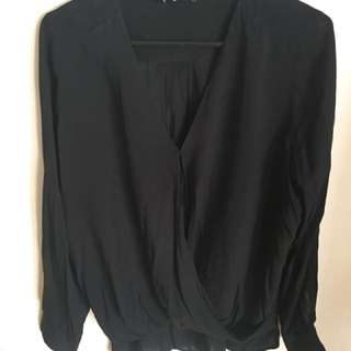 Witchery top size 10