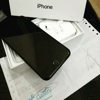 Iphone 7 256 GB black matte