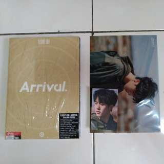 [READY STOCK] GOT7 ARRIVAL THAILAND EDITION (YUGYEOM SET)
