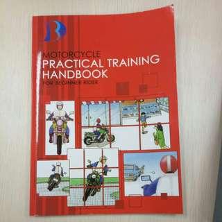 Motorcycle practical handbook