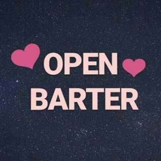 Barteryuk openbarter barter