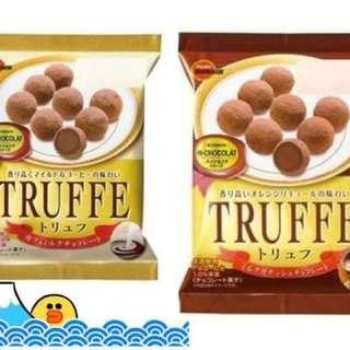 🚚 北日本松露巧克力