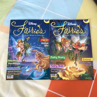 Disney Fairies: The Secret World of Tinker Bell