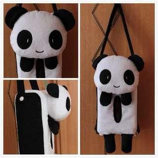 Panda 2 Way Tissue Holder