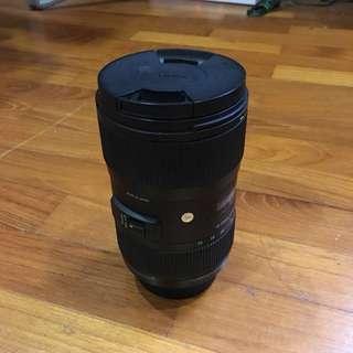 Sigma 18-35mm F1.8 DC HSM Art Lens for Nikon Mount