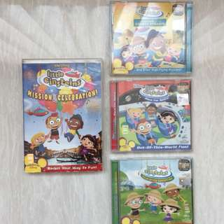 CD Disney little einsteins
