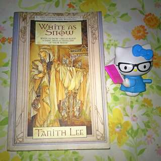White as Snow by Tanith Lee (Retelling of Snow White)
