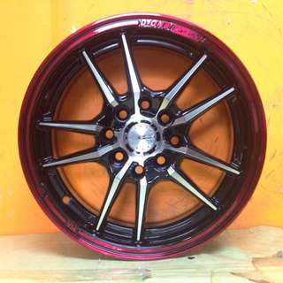 SPORT RIM 14inch D ONE RACING DESIGN