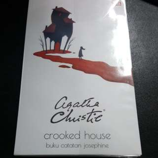 Buku Catatan Josephine (Crooked House) - Agatha Christie Novel