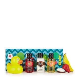 The Body Shop Duck n Dive Gift Set 禮盒
