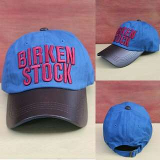 Topi Import Birken Stock Blue