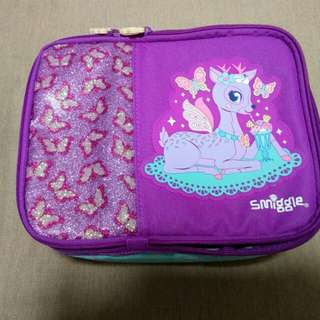 Smiggle lunch box small