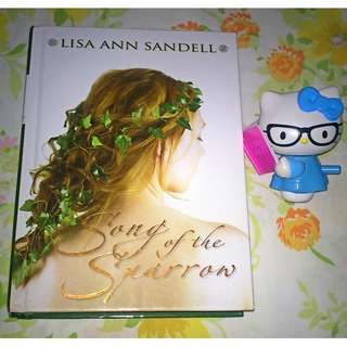 Song of the Sparrow by Lisa Ann Sandell (Retelling of an Arthurian Legend)
