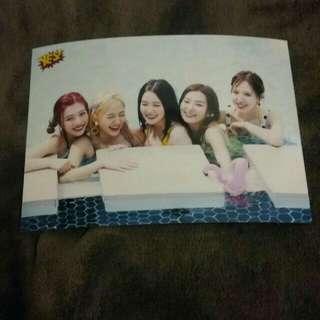 Yes 5R Red Velvet
