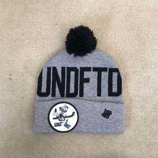 Undefeated Grey Beanie