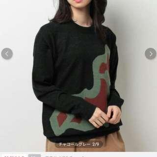 Mercibucope sweater