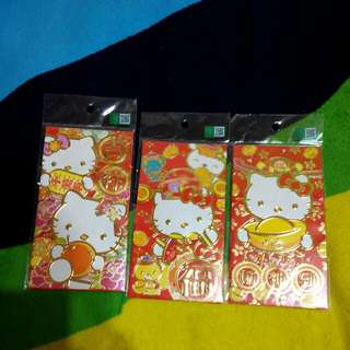 Hello Kitty 紅包袋