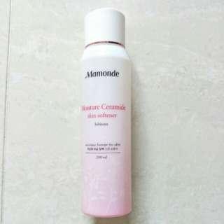 Mamonde - moisture ceramide skin softener