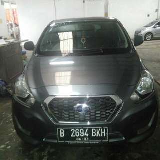 datsun go+panca T 1.2 2016 manual