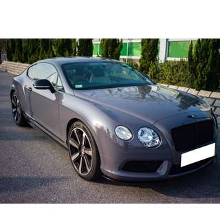 2015 / 2017 BENTLEY CONTINENTAL GT V8S