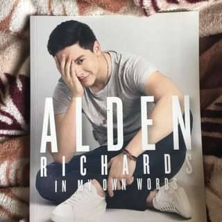 Alden Richards book