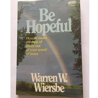 Be Hopeful by Warren W. Wiersbe