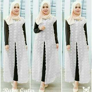 Rubby Outer whitee, mocca , Maroon