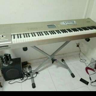 Korg Triton Studio Keyboard 88keys