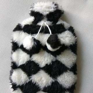 毛毛暖水袋