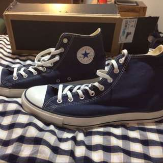 CONVERSE ALL STAR NAVY SZ13