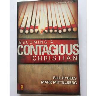Becoming Contagious Christian by Bill Hybels & Mark Mittelberg