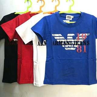 Overruns Armani t-shirt