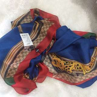 Assorted Shawl