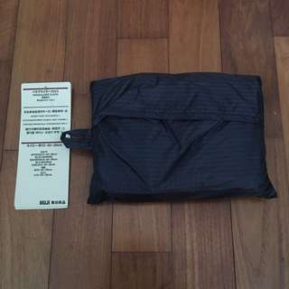 BNWT Muji Gusset Case with Handle Large