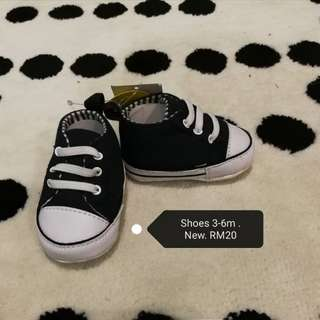 3-6 months baby shoes