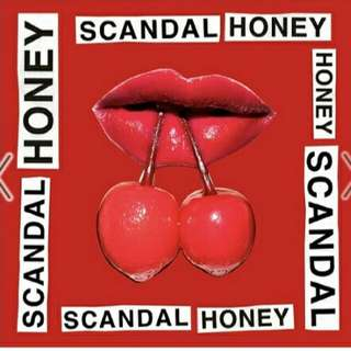 SCANDAL - HONEY ALBUM WITH TSHIRT & POSTER