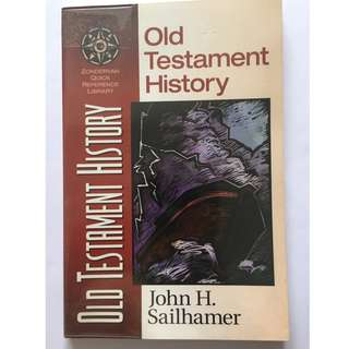 Old Testament History by John H. Sailhamer
