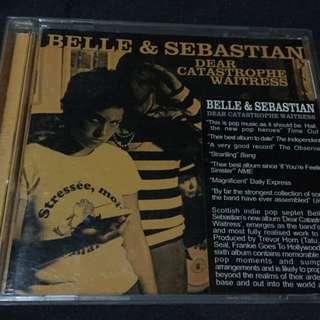 BELLE & SEBASTIAN's Dear Catastrophe Waitress