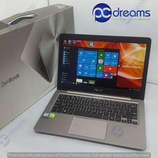 "ASUS UX310UQ-FB451T [i7/8GB/256GB SSD/GT940 2GB/13.3""QHD] [BRAND NEW]"