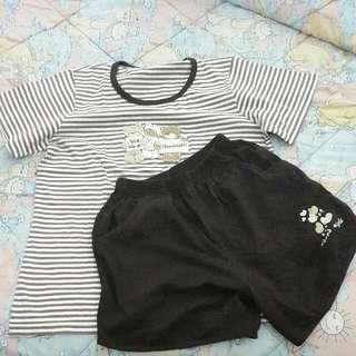 Baju Tidur Piyama Set