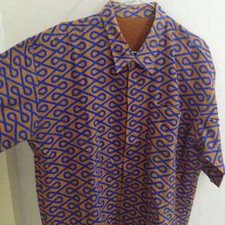 Batik Patterned