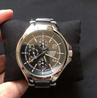 Casio edifice unisex quartz watch
