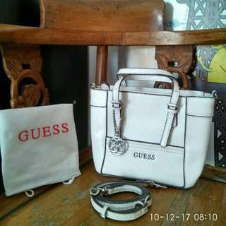 Tas guess delaney mini