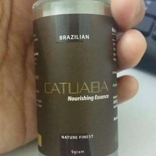 Instock Catuaba Nourishing Essence / 9gm