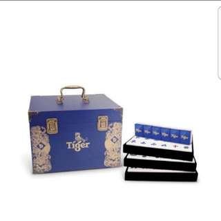 Brand New Tiger Mahjong Set