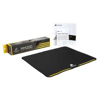 Corsair MM200 Cloth Gaming Mouse Pad — Small (265mm × 210mm × 2mm, CH-9000098-WW)