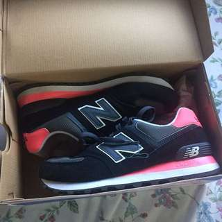 Authentic New Balance with Box