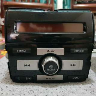 Honda City TMO original player with casing