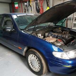 Ford Falcon EL 1998